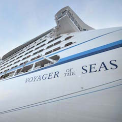 Круизный лайнер Voyager of the Seas